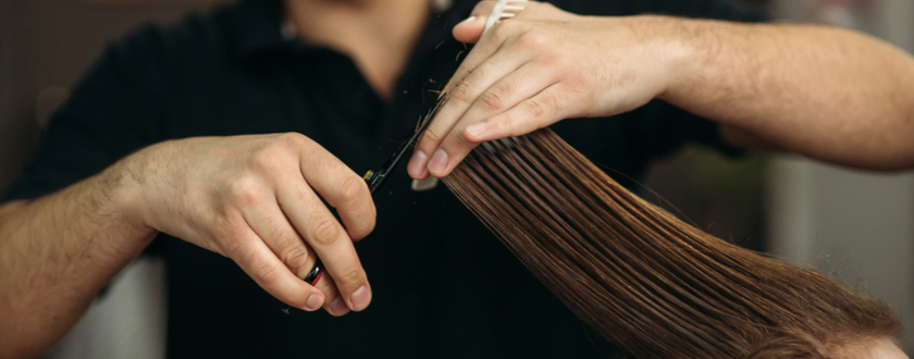 How your hair cutting shears could be causing wrist pain