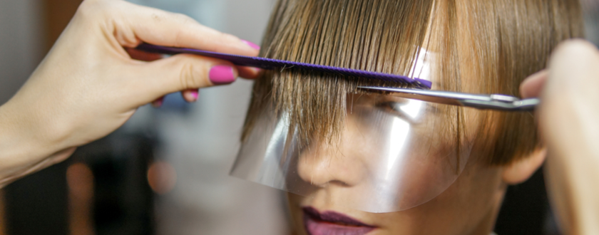 The Perfect Shears for Creating Bangs